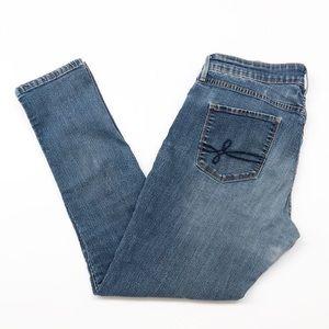 Denizen from Levi's modern skinny denim jeans